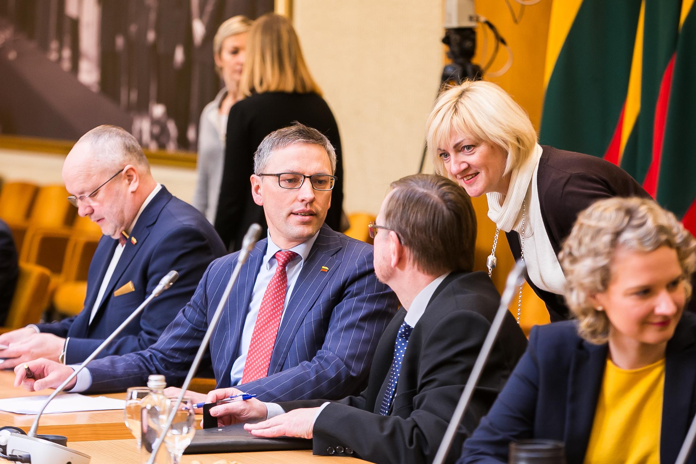 Dėl Alytuje statomos gamyklos galimo poveikio kreipiausi i tris ministrus